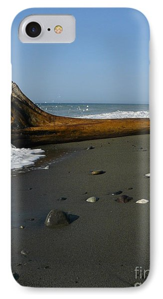 Driftwood IPhone Case by Jane Ford