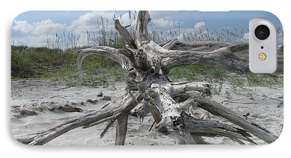 Driftwood Tree IPhone Case