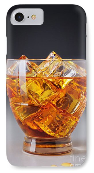 Drink On Ice IPhone Case