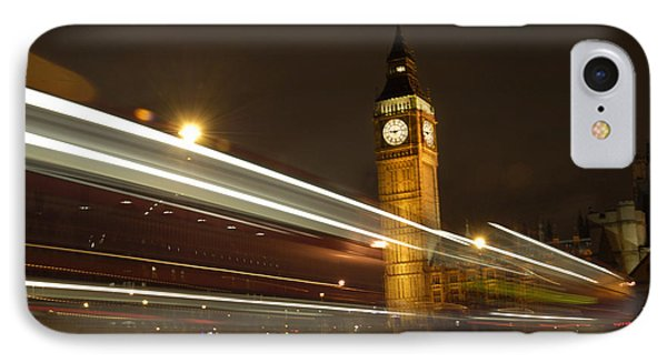 Drive By Ben - England Phone Case by Mike McGlothlen