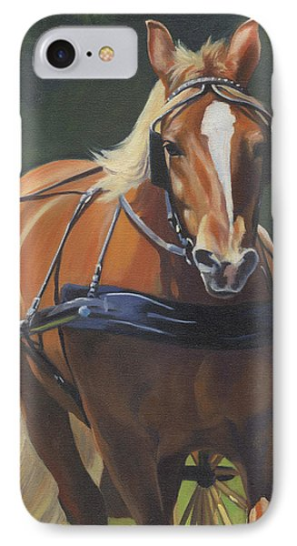Drive On IPhone Case by Alecia Underhill