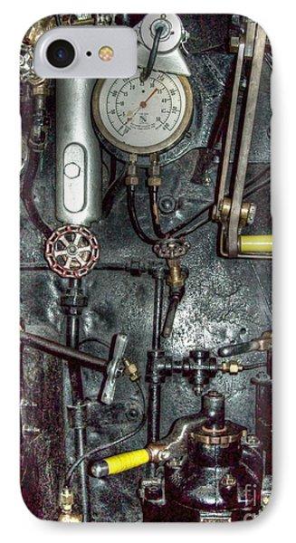 Driving Steam Phone Case by MJ Olsen