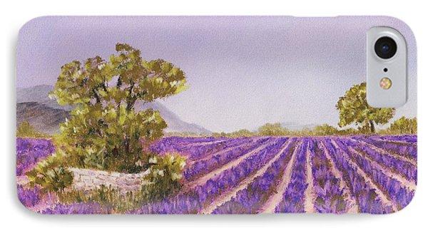 Drome Provence Phone Case by Anastasiya Malakhova