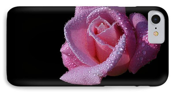 IPhone Case featuring the photograph Droplets by Doug Norkum