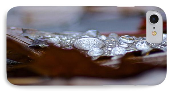 Drops IPhone Case by Jill Laudenslager