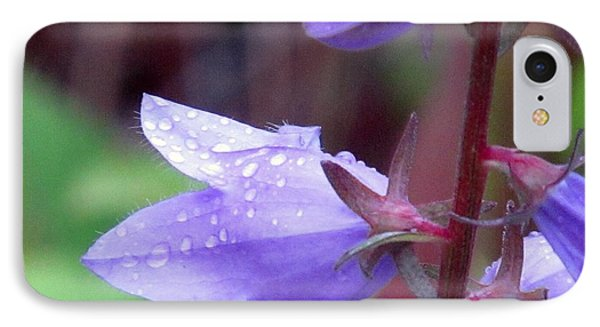 Drops Of Lavender IPhone Case