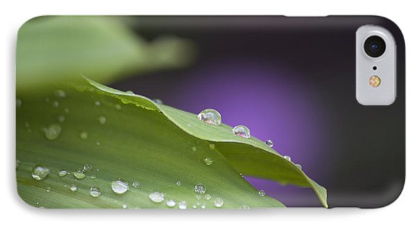 Drops Phone Case by Thomas Glover