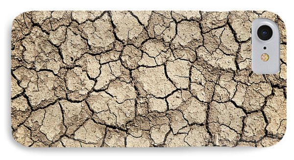 Dry Earth IPhone Case by Elena Elisseeva