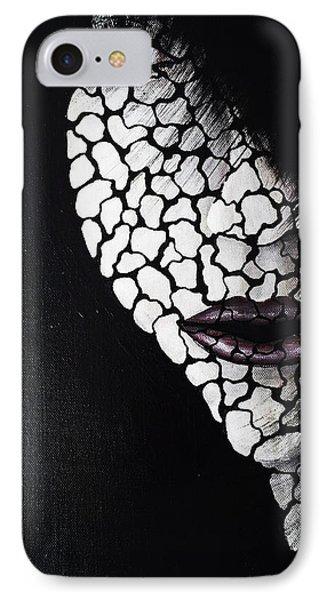 Dryness IPhone Case by Edwin Alverio