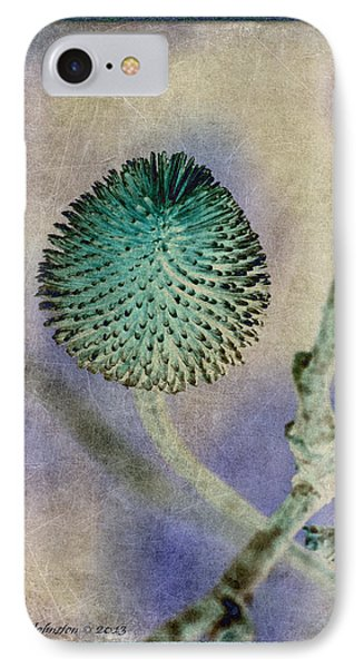 IPhone Case featuring the photograph Dryweed by WB Johnston