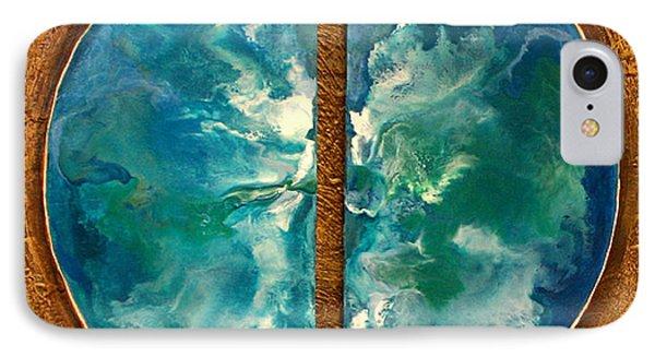 Duality IPhone Case by Carolyn Goodridge