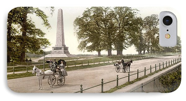 Dublin: Phoenix Park, C1895 IPhone Case