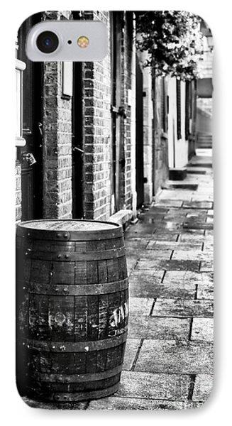 Dublin Street Phone Case by John Rizzuto