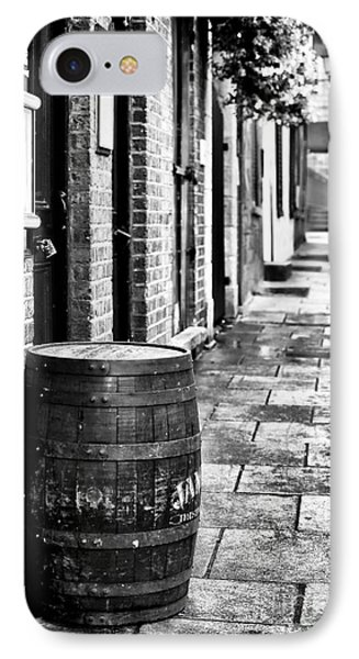 Dublin Street IPhone Case by John Rizzuto