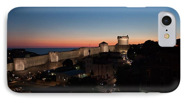 IPhone Case featuring the photograph Dubrovnik by Silvia Bruno