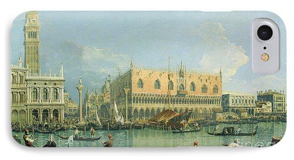 Ducal Palace   Venice IPhone Case