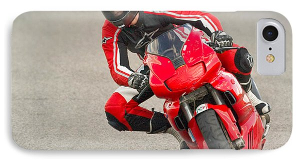 Ducati 900 Supersport IPhone Case by Jerry Fornarotto