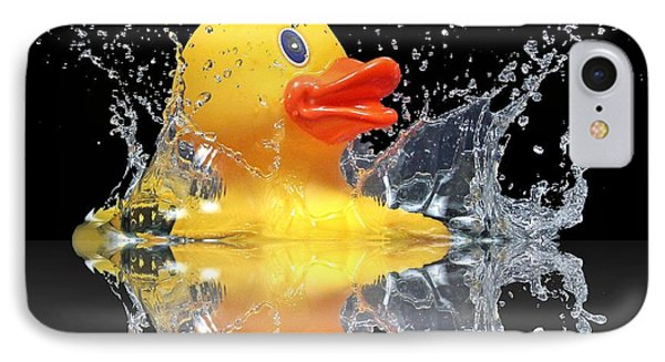Yellow Duck IPhone Case
