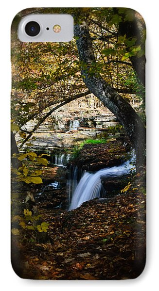 Duck River Falls IPhone Case