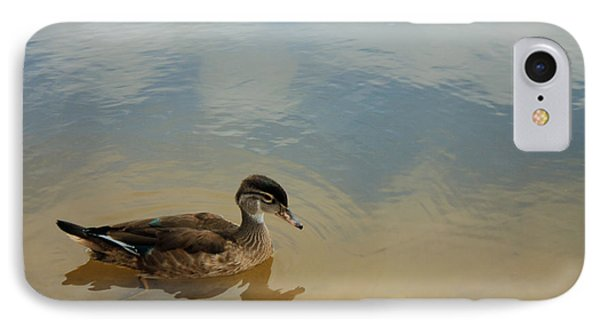 Ducky Two IPhone Case