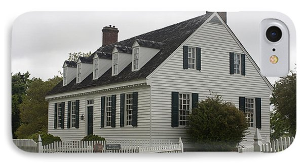 Dudley Diggs House Yorktown IPhone Case