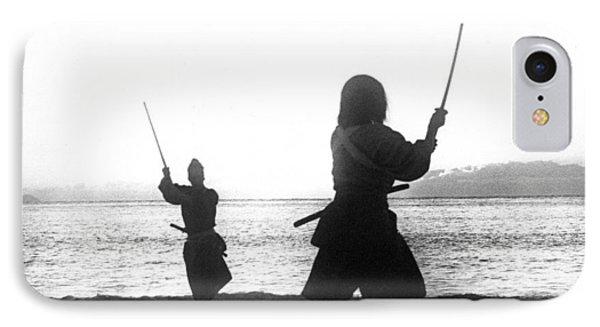 Duel On Ganryu Island IPhone Case