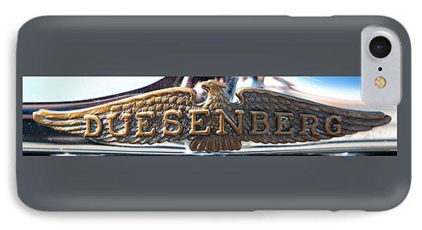 Duesenberg  IPhone Case by Rebecca Davis