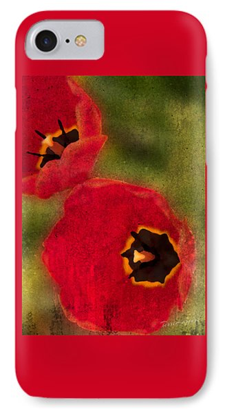 IPhone Case featuring the photograph Duet by Terri Harper