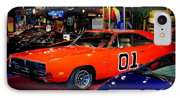 Dukes Of Hazzard Phone Case by Frozen in Time Fine Art Photography