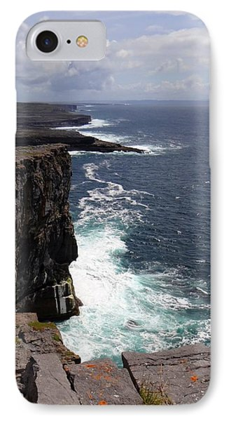 Dun Aengus Cliffs IPhone Case
