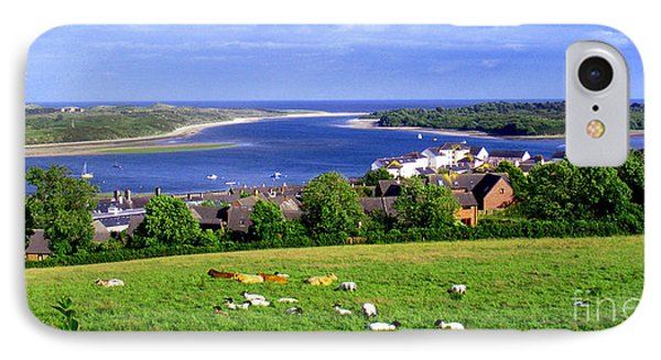 Dundrum Bay In County Down Ireland IPhone Case by Nina Ficur Feenan