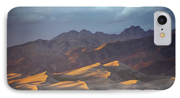 Dune Delight IPhone Case by Morris  McClung