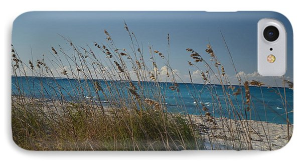 Dune Grasses IPhone Case by Judy Wolinsky