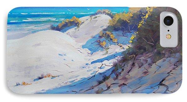 Dune Light IPhone Case by Graham Gercken