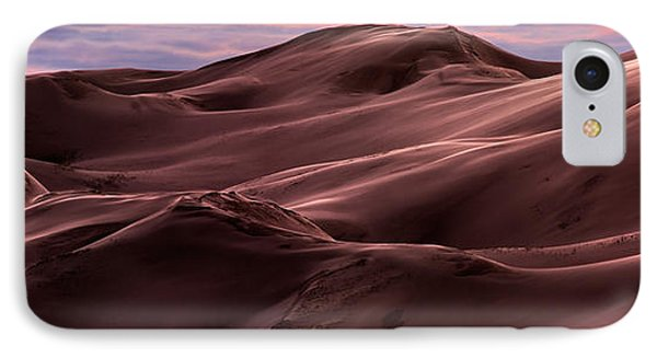Dune Texture And Light IPhone Case