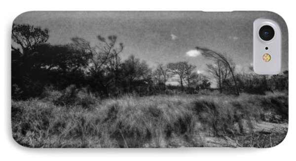 Dunes Leaving The Beach IPhone Case by J Riley Johnson