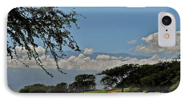 Dunes Of Maui Lani 14th Fairway IPhone Case