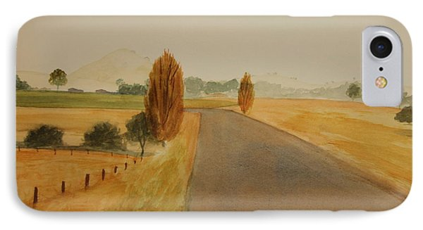Dungog Area Nsw Australia IPhone Case by Tim Mullaney