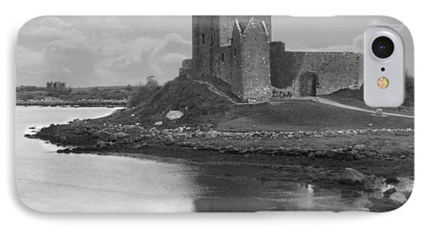 Dunguaire Castle - Ireland Phone Case by Mike McGlothlen