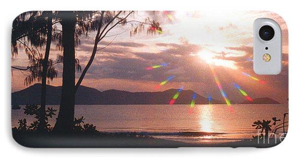 Dunk Island Australia Phone Case by Jerome Stumphauzer