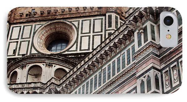 Duomo Gothic Cathedral IPhone Case by Kim Fearheiley