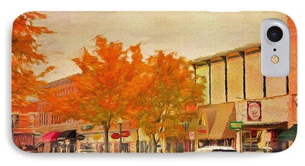 Durango Autumn Phone Case by Jeff Kolker