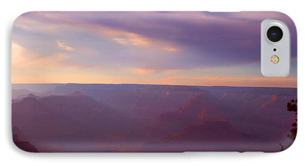 Dusk At The Grand Canyon IPhone Case