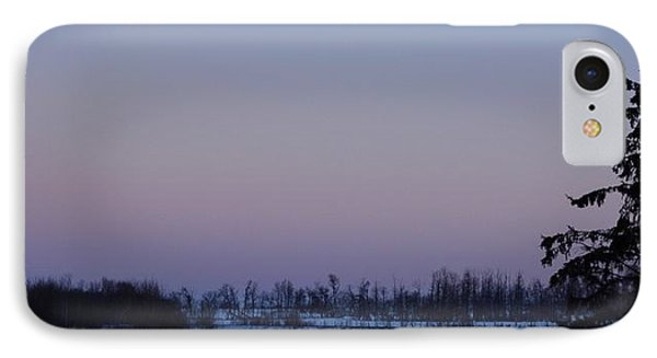 Dusk  IPhone Case by Ellery Russell