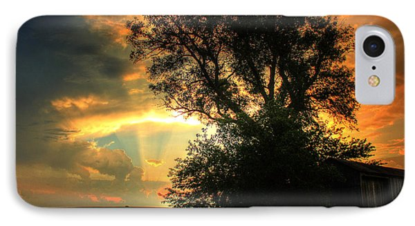 Dusk Light IPhone Case