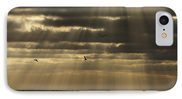 Dusk On Pacific IPhone Case by Joe Schofield