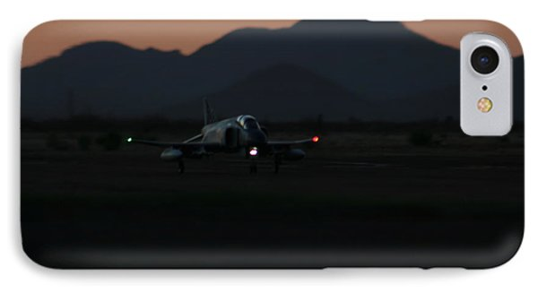 Dusk Return IPhone Case by David S Reynolds