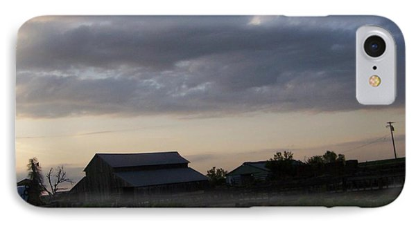 IPhone Case featuring the photograph Dusk Til Dawn by Bobbee Rickard