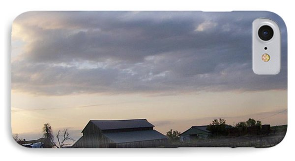 IPhone Case featuring the photograph Dusk To Dawn by Bobbee Rickard