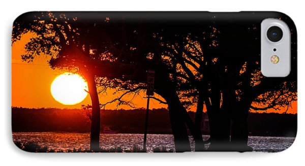 Dusky Cape Fear River  IPhone Case by Mary Ward